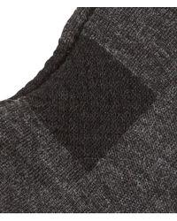 H&M - Black Sports Socks for Men - Lyst