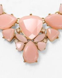 "kate spade new york - Pink Color Pop Necklace, 17"" - Lyst"