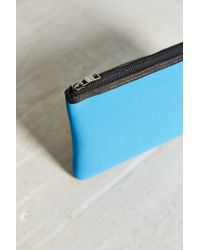 Urban Outfitters | Blue Neoprene Medium Pouch | Lyst
