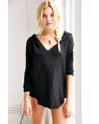Project Social T - Black Weekend Hoodie Sweatshirt - Lyst