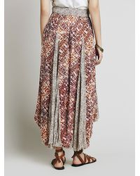 Free People - Natural Womens Show You Off Maxi - Lyst