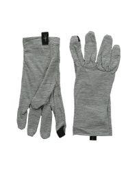 Smartwool | Metallic Nts Mic 150 Pattern Glove | Lyst
