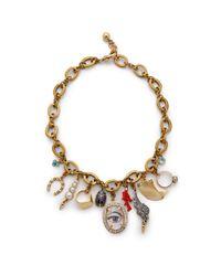 Lulu Frost | Multicolor Traveler Necklace | Lyst