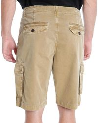 Lucky Brand | Natural Vista Cargo Shorts for Men | Lyst
