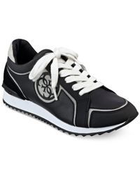 Guess   Black Cheri Jogger Sneakers   Lyst