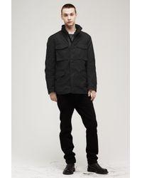 Rag & Bone - Black Division Jacket for Men - Lyst