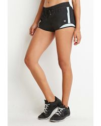 Forever 21 - Black Active Running Shorts - Lyst