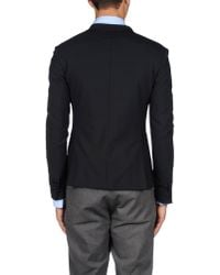 Neil Barrett - Black Blazer for Men - Lyst