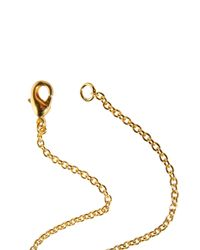Tom Binns - Metallic Necklace - Lyst
