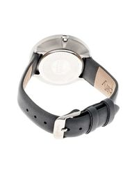 Simplify - Black The 2600 Leather-band Watch - Lyst