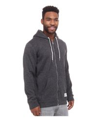 Quiksilver | Gray Keller Zip for Men | Lyst