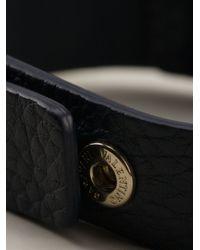 Valentino   Metallic 'Rockstud' Bracelet   Lyst