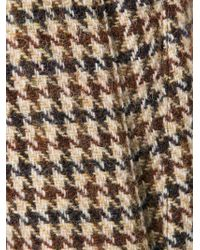 Y. Project | Brown Houndstooth Pants for Men | Lyst