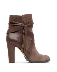 Vince Camuto | Brown Charisa Bootie | Lyst