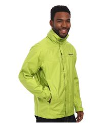 Marmot | Green Precip® Jacket for Men | Lyst