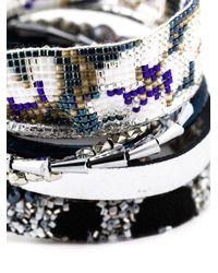 Hipanema | Blue 'thaiti' Bracelet | Lyst