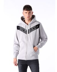 DIESEL | Gray S-auv for Men | Lyst