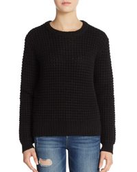 Marc By Marc Jacobs - Black 'wally L/s' Sweater - Lyst