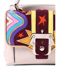 Paula Cademartori | White Dun Dun Leather Shoulder Bag | Lyst