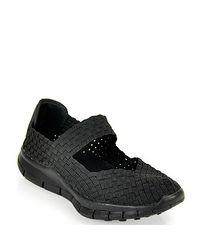 Bernie Mev | Charm Mary Jane Comfort Shoe in Black | Lyst