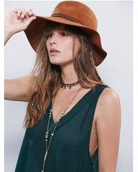 Free People | Green Say It With A Layer | Lyst