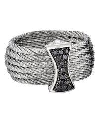 Alor | Metallic Ring - Classique - 02-32-s617-18 | Lyst