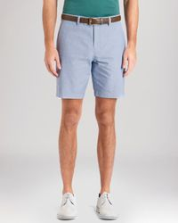 Ted Baker | Blue Roed Woven Shorts for Men | Lyst