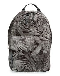 RVCA - Gray 'scout Ii' Backpack - Lyst
