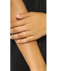 Pamela Love | Metallic Talon Ring | Lyst