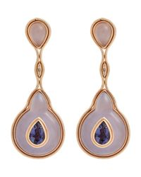Fernando Jorge | Purple Fluid Colors Drop Earrings | Lyst