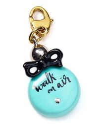 kate spade new york | Multicolor Perfume Bottle Charm | Lyst
