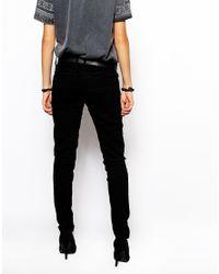 Pepe Jeans - Black Soho Skinny Jeans - Lyst