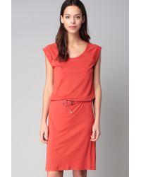 Sessun | Red Short/knee Length Dress | Lyst