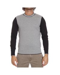 Armani Jeans | Gray Sweater for Men | Lyst