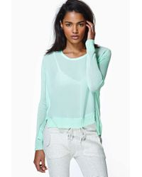 Nasty Gal | Red Cool Breeze Top | Lyst