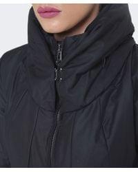 Creenstone | Black Ezella Padded Coat | Lyst