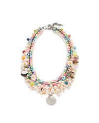 Venessa Arizaga | Multicolor Siren's Song Necklace | Lyst