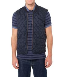 GANT | Blue Doubler Jacket for Men | Lyst