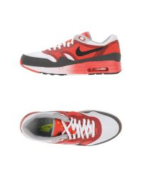 Nike - Red Low-tops & Trainers for Men - Lyst