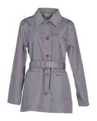 Barbour | Gray Full-length Jacket | Lyst