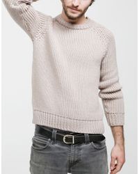 Wool And The Gang | Natural Stevie Sweater for Men | Lyst