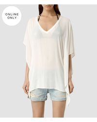 AllSaints | Natural Vita Top | Lyst