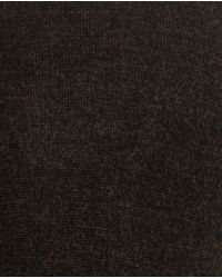 Zara | Black Crew Neck Sweater | Lyst