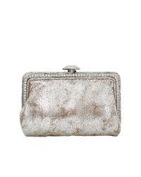 Clara Kasavina | Metallic Louise Shimmer Handbag | Lyst