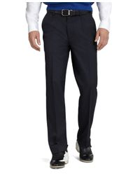 Brooks Brothers | Blue St Andrews Links Pleated Golf Pants for Men | Lyst