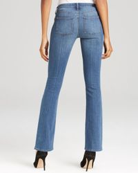 Elie Tahari - Blue Farah Bootcut Jeans In Authentic - Lyst