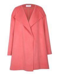 Dorothee Schumacher | Pink Ultimate Impact Coat 1/1 | Lyst