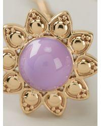 Vivienne Westwood | Purple 'isolde' Earrings | Lyst