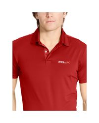 Pink Pony | Tailored-fit Lightweight Polo for Men | Lyst