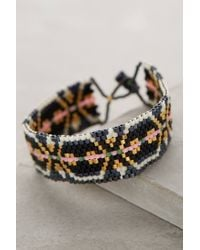Bluma Project | Pink Vendela Beaded Bracelet | Lyst